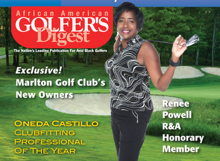 Oneda Castillo earns Clubfitting Professional of the Year Honors