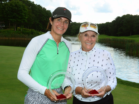 Stephenson, Diaz combine for one-shot win at BJ's Charity Championship