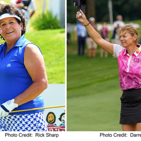 Lopez, Sorenstam among marquee Legends in BJ's Charity Championship field