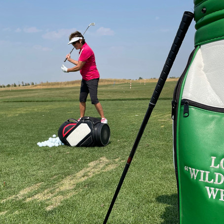 2-time Legends champ Lori West hosts women's clinic, shares driver tip