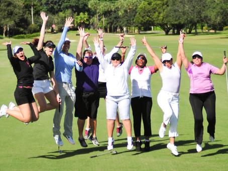 LPGA Clinics Celebrate 25-Year Anniversary in 2015