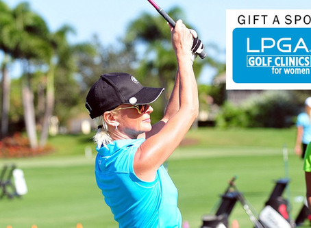 Give Her the Gift of Golf