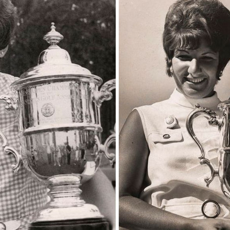How Donna Caponi Won the U.S. Women's Open - twice