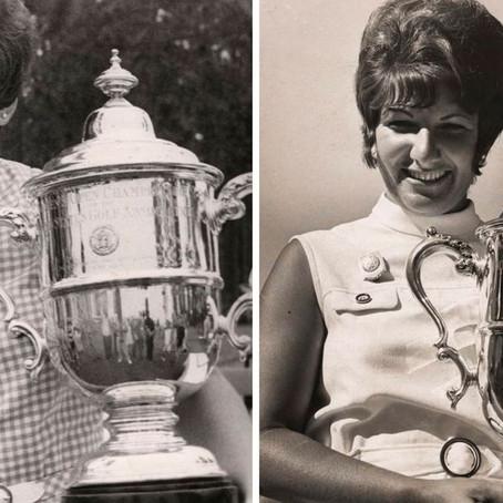 How Donna Caponi Won the U.S. Women's Open - twice