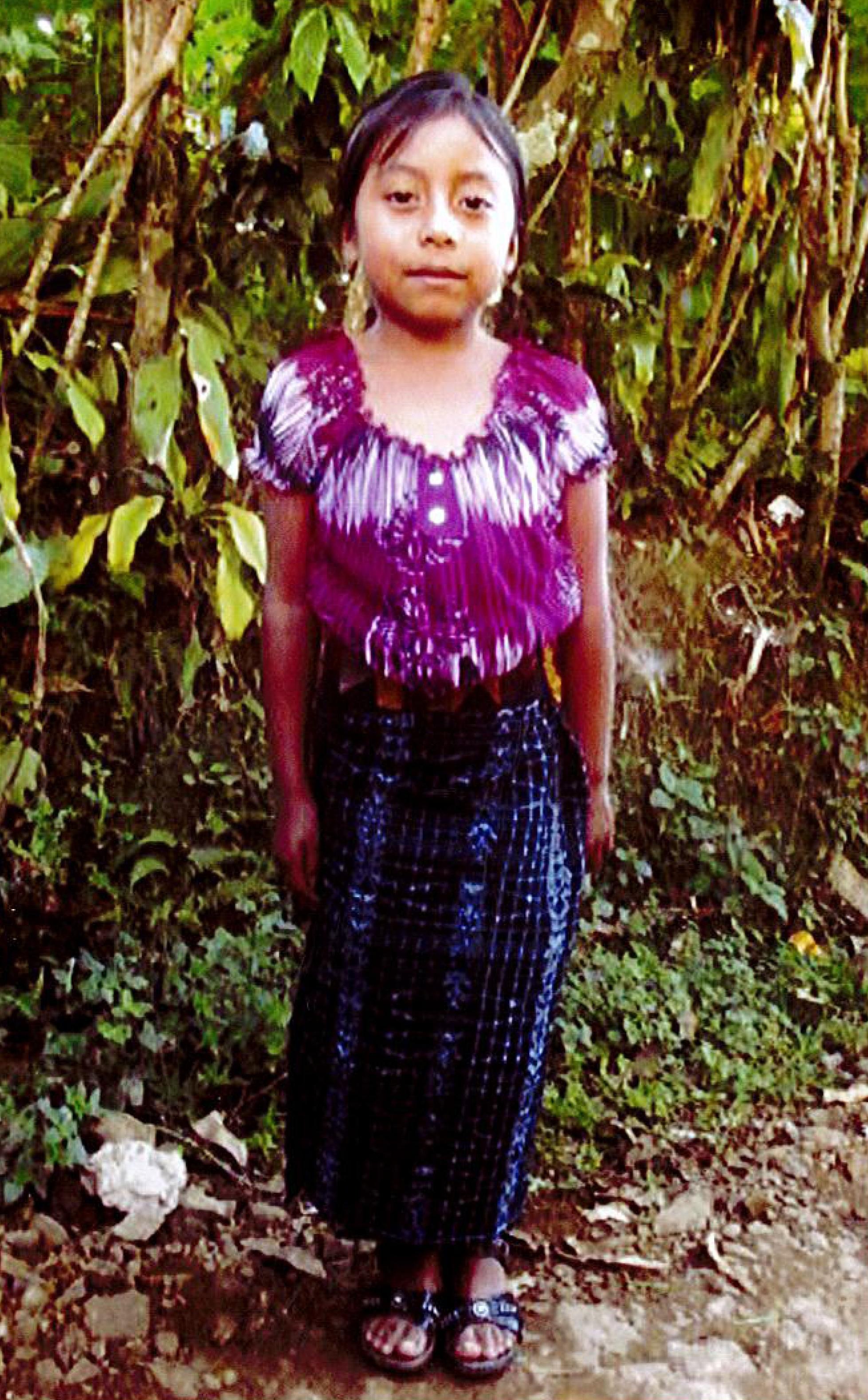 Patricia Ixmata Tziquin