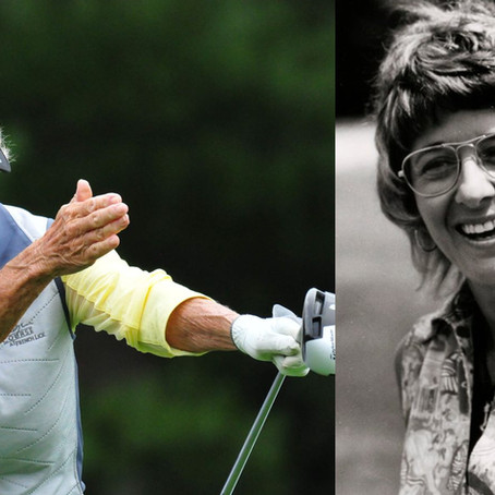 Sandra Palmer reflects on her career as one of the LPGA's toughest competitors