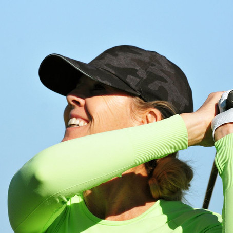 McGill fires opening round 66 in Senior LPGA Championship