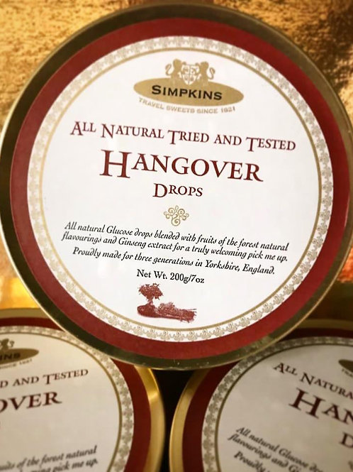 Hangover Drops