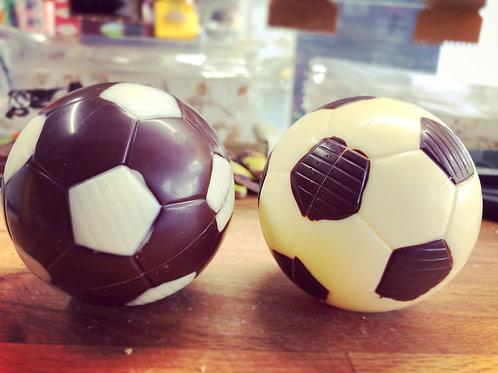 Small Chocolate Footballs
