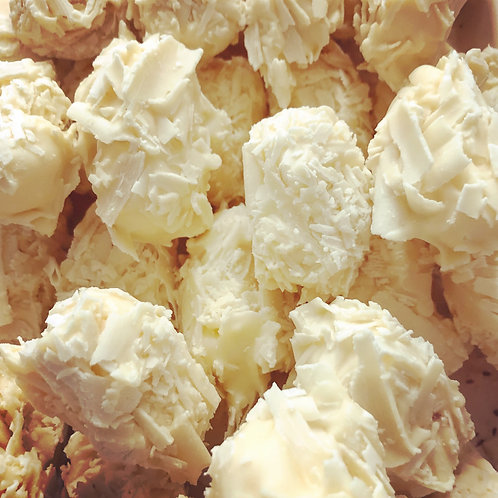 White Flaky Truffle