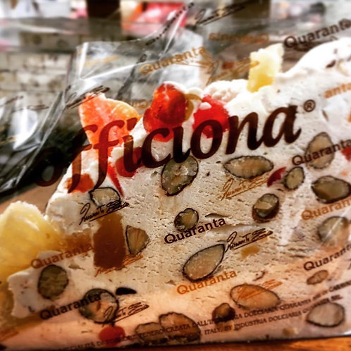 Soft Italian Fruit & Nut Nougat