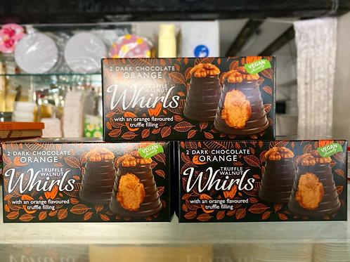 Dark Chocolate Orange Walnut Whirl