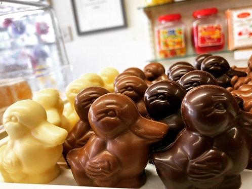 Mini Chocolate Duck