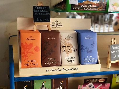 Cafe Tasse Chocolate Bars