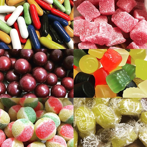 Alternative Sweets