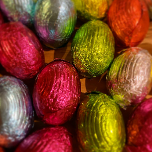 Bag of Assorted Mini Eggs - 200g
