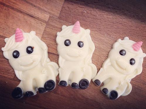 White Chocolate Unicorn