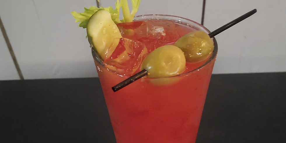 Bloody Mary Bar & Football