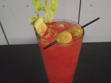 BLOODY MARY BAR - Every Sunday at 2 P.M.