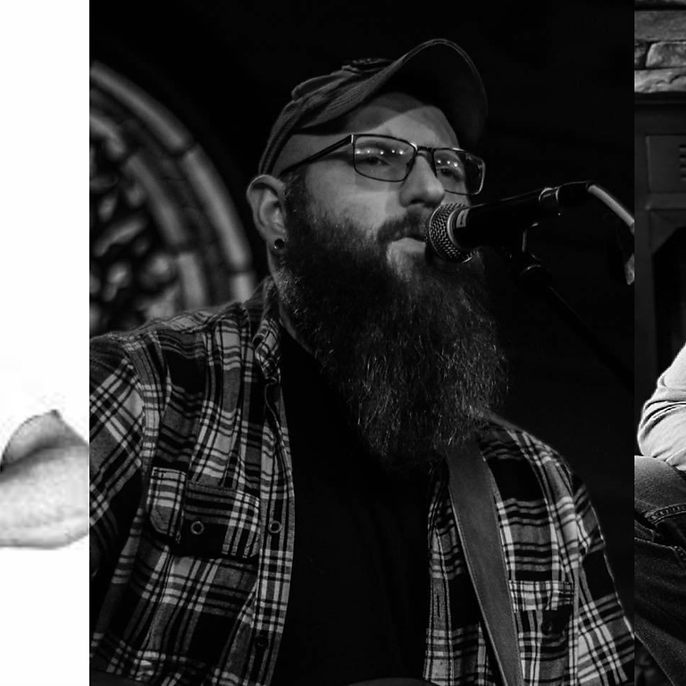 Adam J. Stewart, Daniel Cain & Austin Trevor Artist Showcase