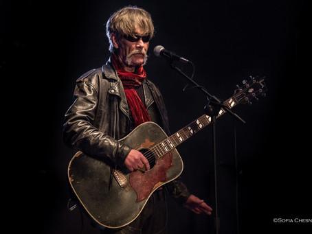 Billy Don Burns Concert