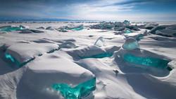 Le lac Baikal
