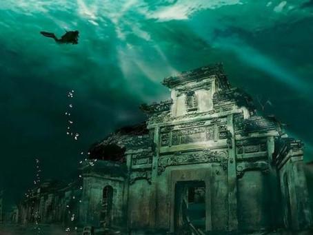La cité engloutie de Shi Cheng