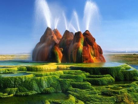 Des paysages incroyables !