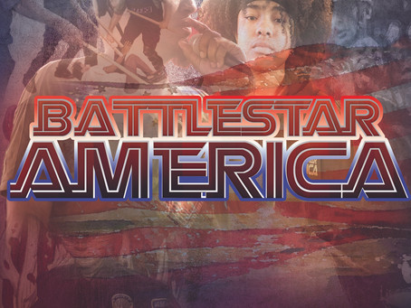 Battlestar America. A Hip Hop Summary. 🌹🌹🌹🌹