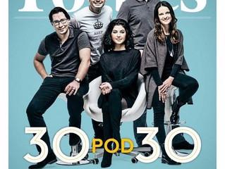 Celeste Buckingham Forbes Magazine's 30 UNDER 30