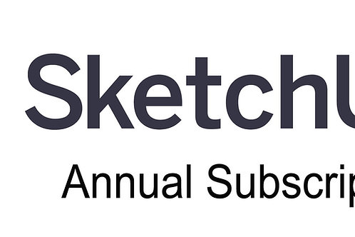 SketchUp Pro 2021 Bundle, annual subscription - *New Users Only*