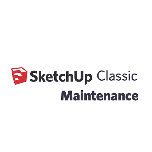 SketchUp Pro - Single User maintenance and support - 1 Year (Cost per seat)