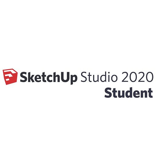 SketchUp Studio 2020, Student annual subscription