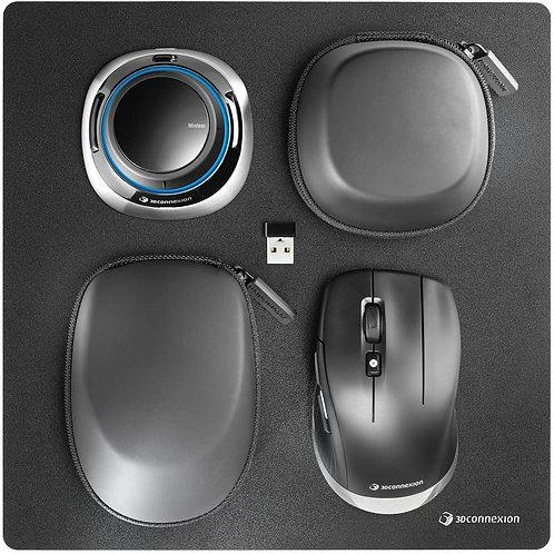 3Dconnexion SpaceMouse Wireless Kit  3D Mouse Kit