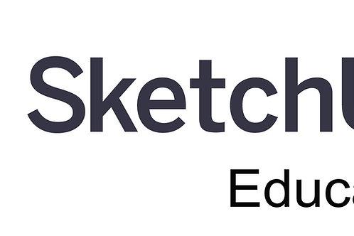 SketchUp Studio 2021 Educator (Annual)