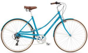 ein citybike der marke ELECTRA LOFT