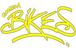 Das Logo von Gomera Bikes