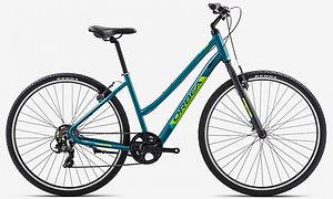 ein fahrrad der marke ORBEA COMFORT