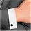 Thumbnail: Gemelos redondos de acero - azul