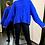 Thumbnail: Jerséy de lana azul