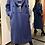Thumbnail: Abrigo de lana azul