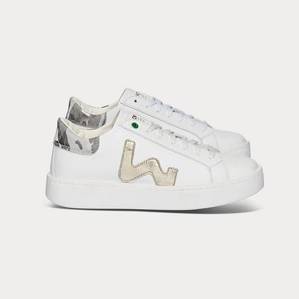 Zapatillas White Camo