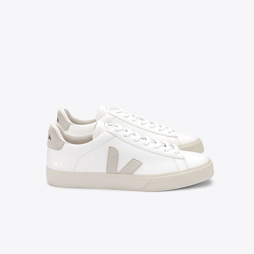 Zapatillas campo white natural