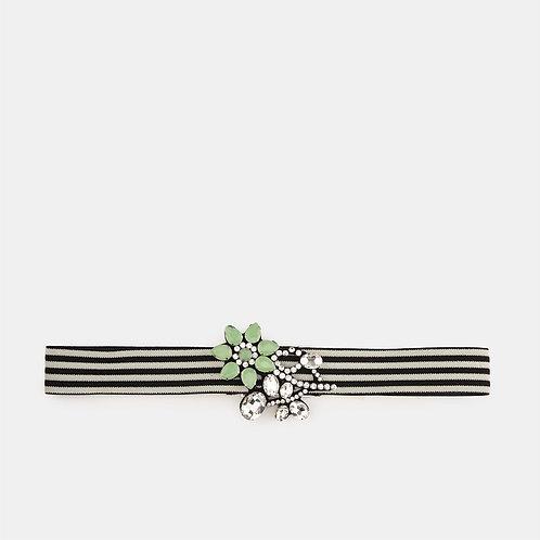 Cinturón elástico joya