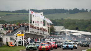 Turner victorious on return to the Goodwood Revival