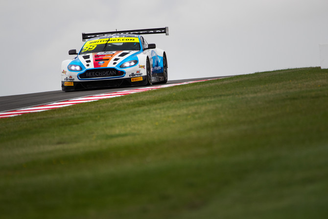 Fifth at the finish for Beechdean AMR