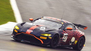 Turner clinches British GT title to wrap up stellar season