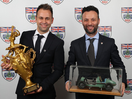Turner collects prestigious awards for Le Mans win