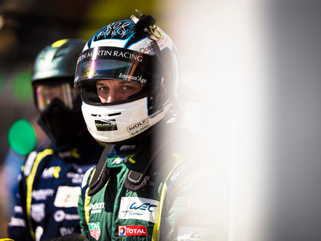 Turner pleased with race debut of new Vantage GTE
