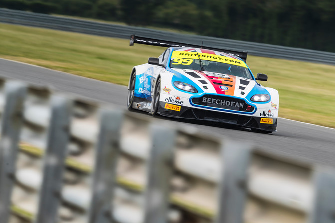 Beechdean AMR ready for British GT's Big One!